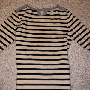 Vineyard Vines Striped Long Sleeve Top